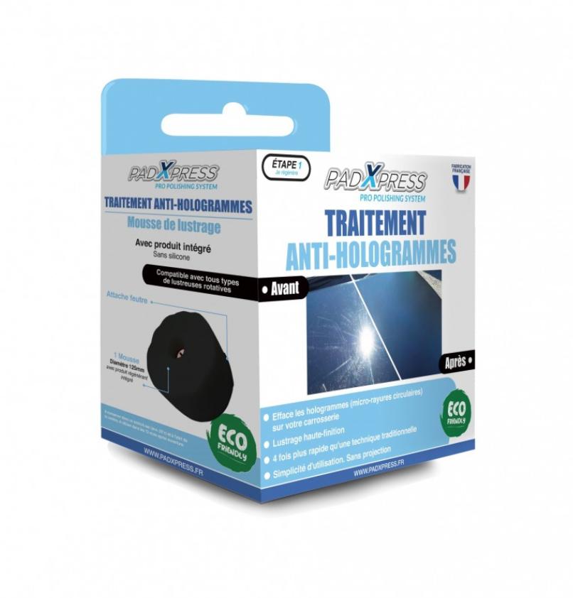 Traitement Carrosserie Anti-Hologrammes (PC540)