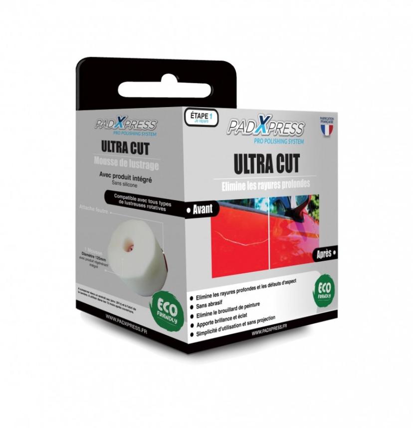 Traitement Ultracut - Désoxydant Nanotechnologie Sans Abrasif (PC800)